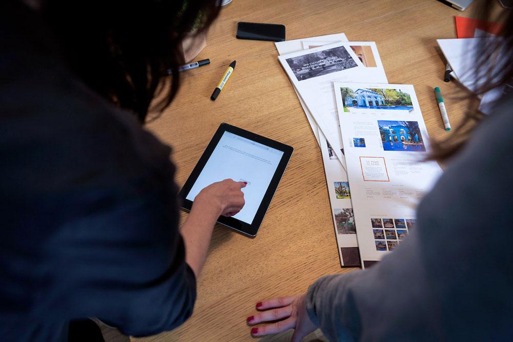 tablette malabar design