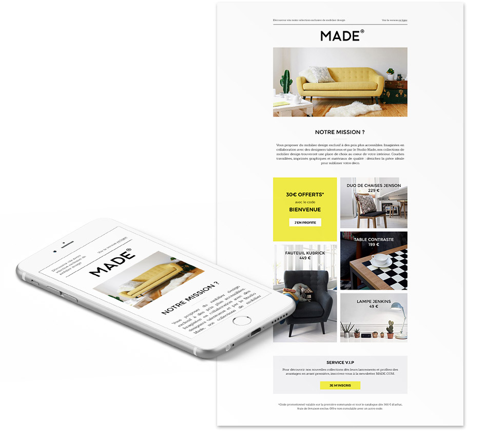 Malabardesign - E-marketing newsletter